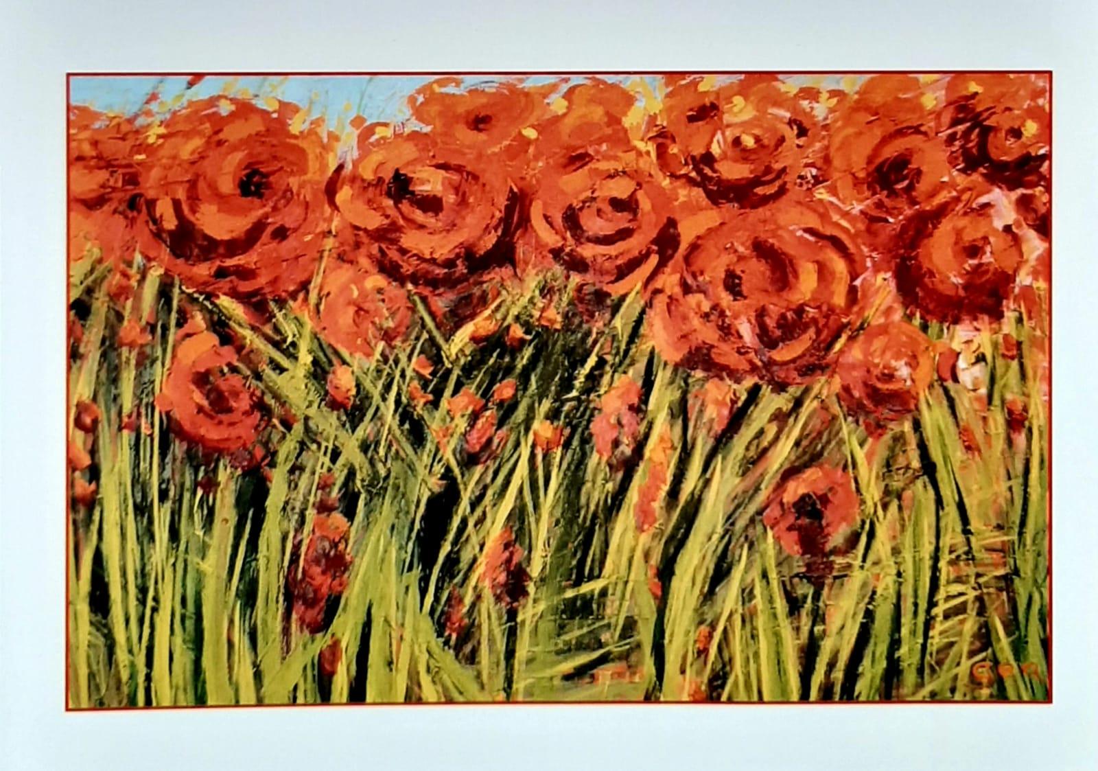 ROSES (wenskaart)