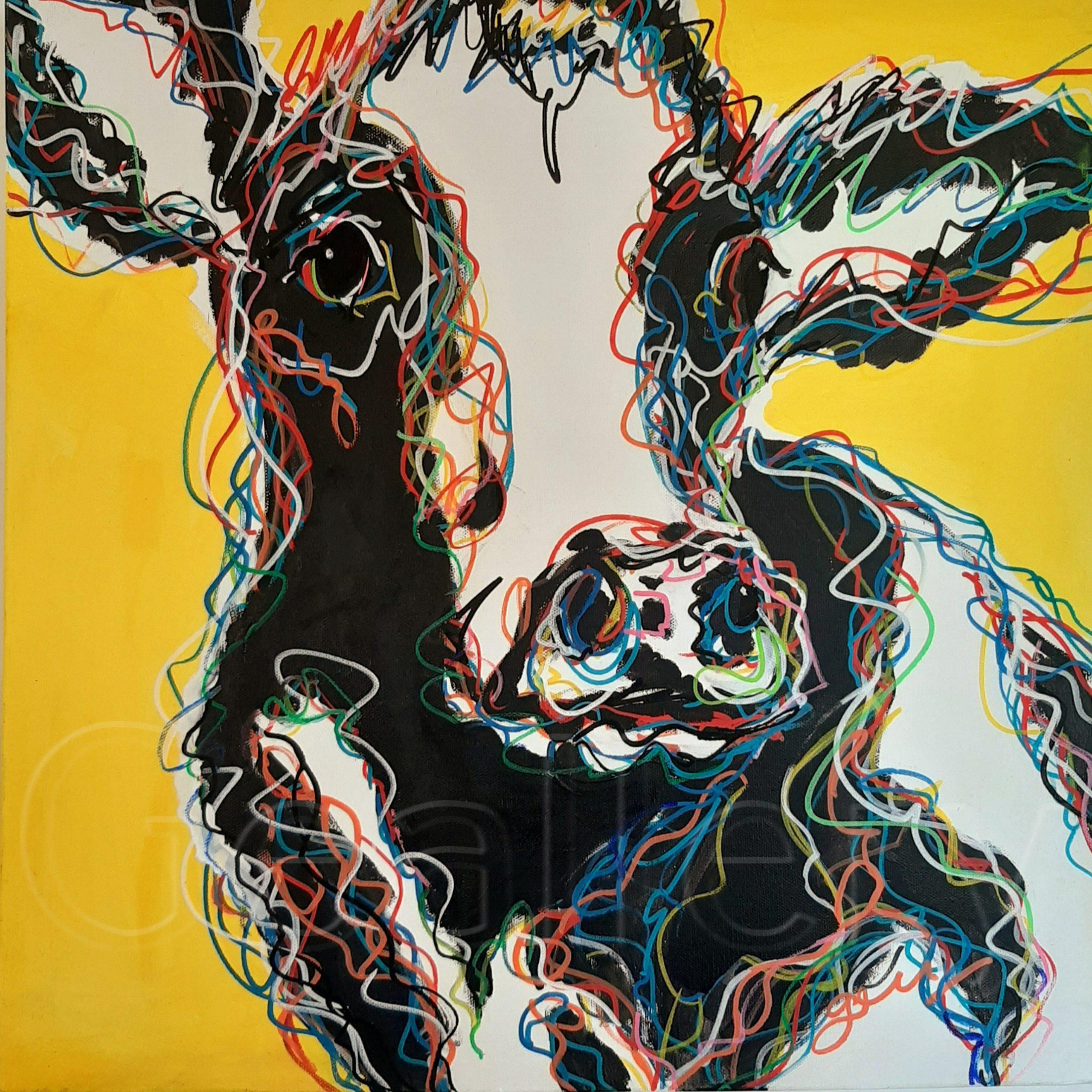 HAPPY COWS | YELLOW